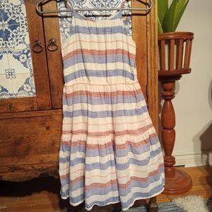 2/$15🌅 100% cotton dress size 10-12
